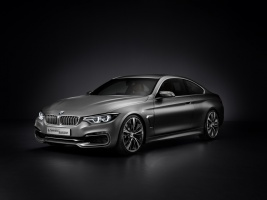 BMW Concept 4 Series Coupe / foto: BMW