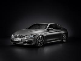 BMW Concept 4 Series Coupe / foto: BMW