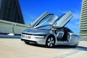 Volkswagen XL1 / foto: VW