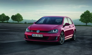 Volkswagen Golf GTD / foto: VW