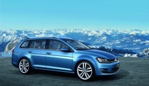Volkswagen Golf Variant / foto: VW