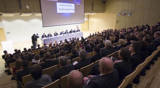 """Konferencja """"Budowa przewag konkurencyjnych Polski. Rola specjalnych stref ekonomicznych"""""""