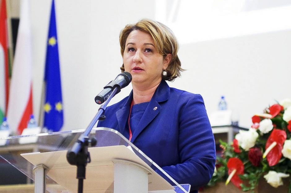 Viktória Horváth - podsekretarz stanu, Ministerstwo Gospodarki Narodowej Węgier