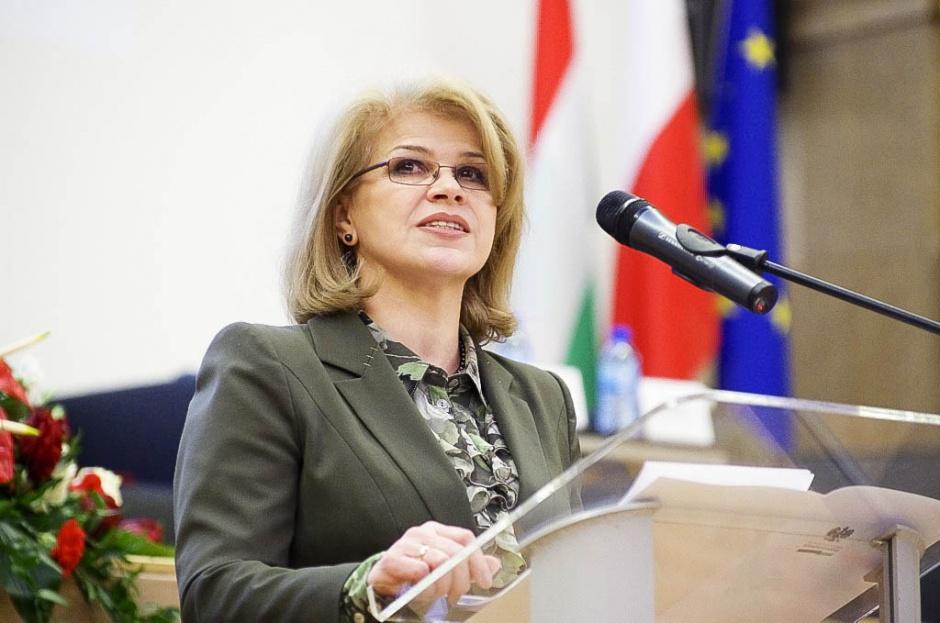 Grażyna Henclewska - podsekretarz stanu, Ministerstwo Gospodarki RP