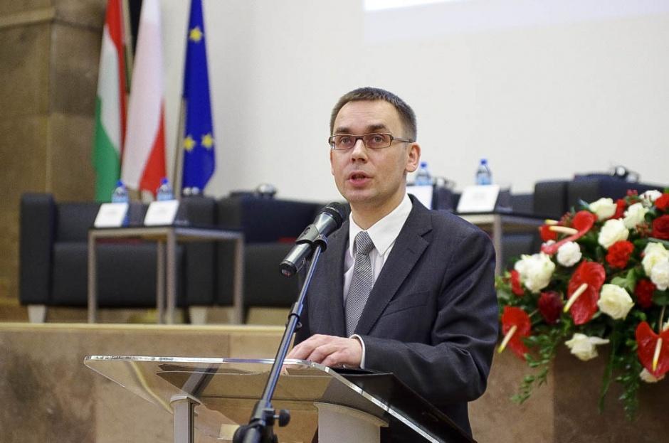 Wojciech Kuśpik - prezes, PTWP SA, inicjator Europejskiego Kongresu Gospodarczego w Katowicach