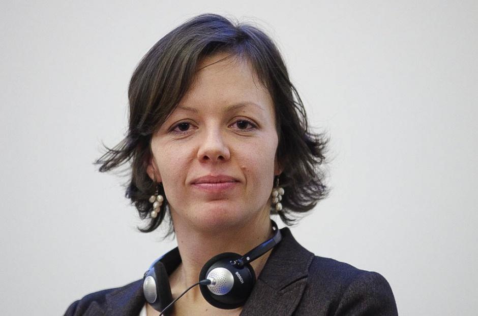 Natalia Soczo - doradca zarządu, MOL Group