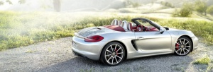 """Sportowiec"" roku - Porsche Boxster / foto: Porsche"