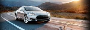 Ekologiczna Tesla Model S / foto: Tesla