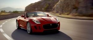 Designerski Jaguar F-Type / foto: JLR