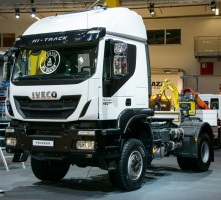 Nowy Iveco Trakker / foto: Iveco