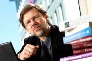 Jacek Santorski, psycholog biznesu, sam wykrył w sobie kompleks Jonasza. Zamiast być liderem, wolał trzymać się nieco za czołówką...