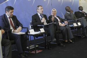 Zdjęcie numer 1 - galeria: EEC 2013: Inauguracja Forum Współpracy Gospodarczej Afryka-Europa Centralna