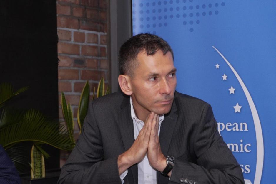 Tomasz Czechowicz - Managing Partner, Prezes Zarządu, MCI Management SA