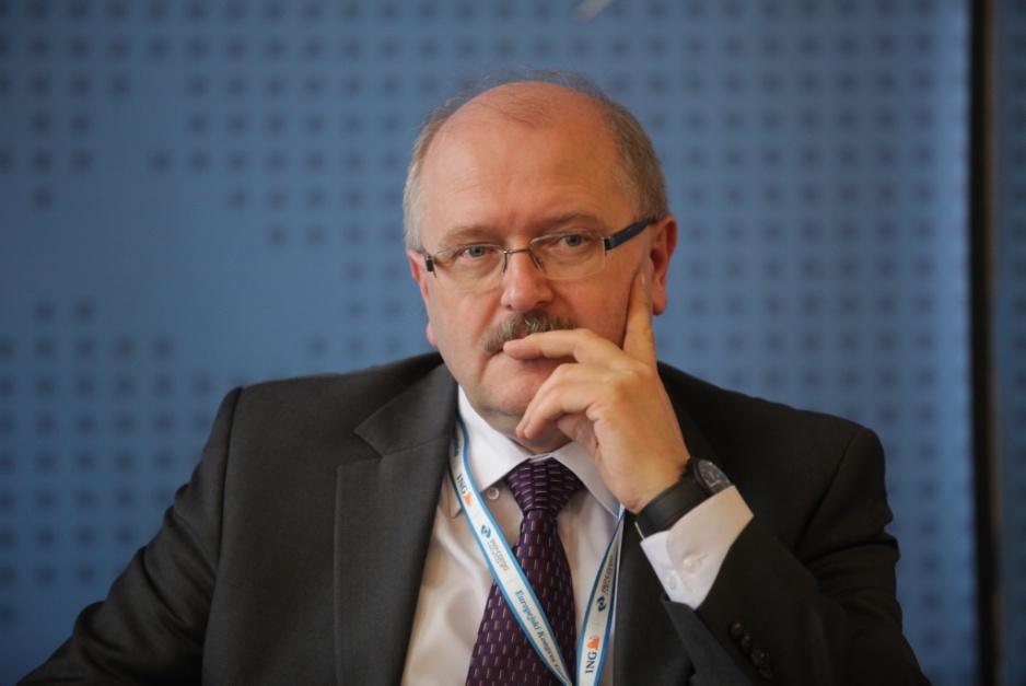 Piotr Uszok, prezydent Katowic