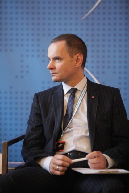 Sławomir Nowicki, prezes zarządu PKP Informatyka Sp. z o.o