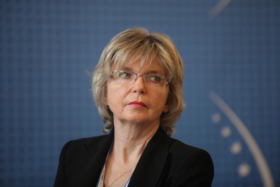 Ewa Wolniewicz-Warska, Country Sales Manager, Kapsch Telematic Services Sp. z o.o.