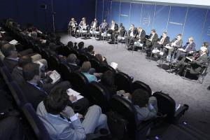 Zdjęcie numer 1 - galeria: EEC 2013: Forum Współpracy Gospodarczej Afryka-Europa Centralna. Praktyka i przyszłość. Współpraca gospodarcza krajów Europy Centralnej i Afryki