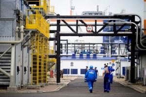 Otwarcie kopalni ropy i gazu PGNiG w Lubiatowie