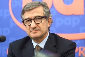 <b>Sergiej Taruta<br /> główny akcjonariusz Stoczni Gdańskiej</b><br /><br /> - Nie chciałbym, żeby zrealizował się scenariusz upadłości stoczni, ale nie wszystko zależy ode mnie. Nie mamy partnera do dialogu, a sytuacja jest krytyczna.