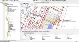 2. Dokumentacja na tle mapy zakładu przemysłowego