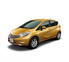 Nissan Note znany jest już na europejskim rynku. fot. Nissan