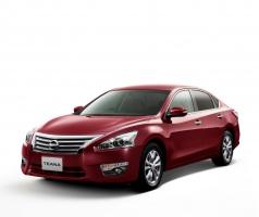 Teana sprzedawany jest w 120 krajach. fot. Nissan