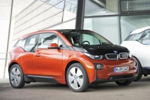 W elektrycznym BMW i3 montowany jest układ kierowniczy z fabryk Nexteer w Polsce / fot. Nexteer