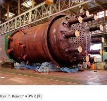 Rys. 7. Reaktor ABWR [8].