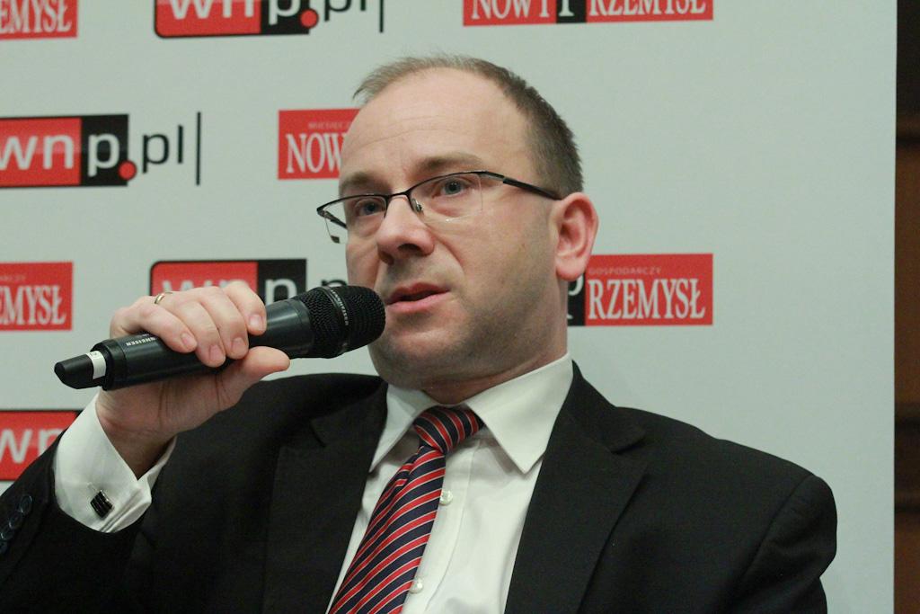 Marek Kulesa, fot. PTWP