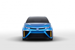 Pojazd z napędem wodorowym. fot. Toyota