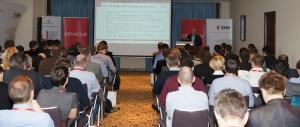 02 Prelekcja Janusza Naklickiego, wiceprezydenta firmy Oracle na obszarze  ECEMEA