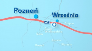 Nowy zakład Volkswagena, w którym produkowana będzie kolejna generacja samochodu użytkowego volkswagen crafter, powstanie we Wrześni w Wielkopolsce. Fot. mat. pras.