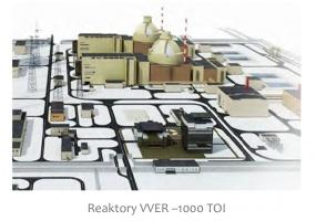 Reaktory VVER - 1000 TOI