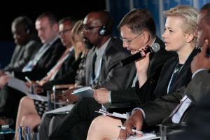 Zdjęcie numer 1 - galeria: EEC 2014: II Forum Współpracy Gospodarczej Afryka-Europa Centralna PANEL III