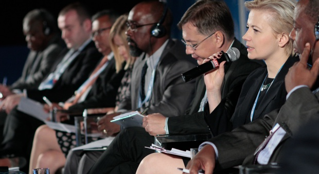 EEC 2014: II Forum Współpracy Gospodarczej Afryka-Europa Centralna PANEL III