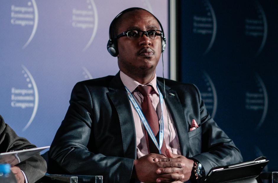 Ivan Twagirashema - prezydent, Chamber of Industry, Private Sector Federation, Rwanda