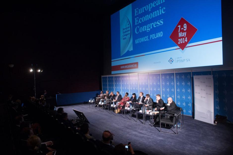 Zdjęcie numer 1 - galeria: EEC 2014: II Forum Współpracy Gospodarczej Afryka-Europa Centralna PANEL I