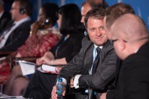 Zdjęcie numer 10 - galeria: EEC 2014: II Forum Współpracy Gospodarczej Afryka-Europa Centralna PANEL I