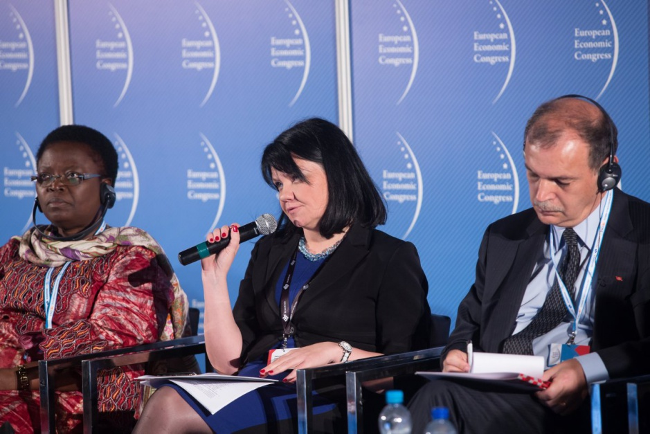 Zdjęcie numer 12 - galeria: EEC 2014: II Forum Współpracy Gospodarczej Afryka-Europa Centralna PANEL I