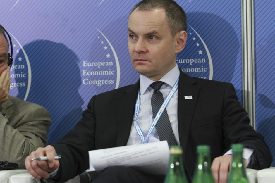 Sławomir Nowicki - prezes zarządu, PKP Informatyka Sp. z o.o.