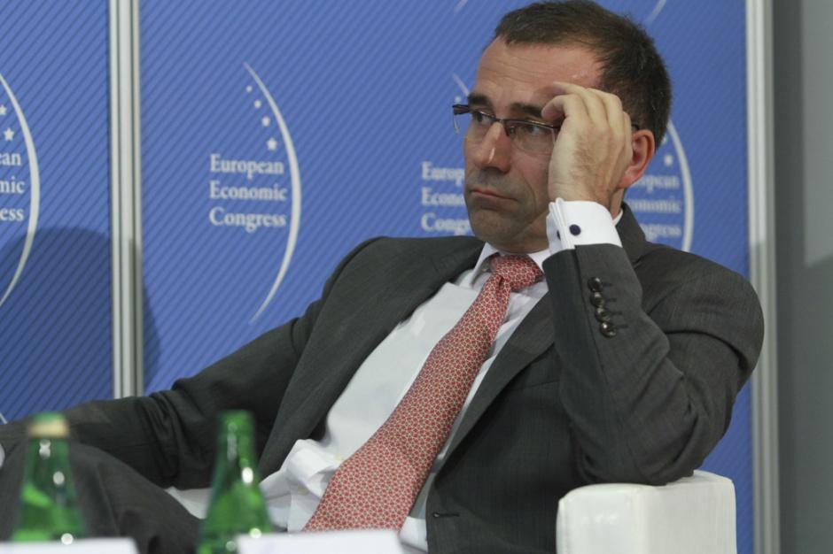 Przemysław Stangierski - partner, A.T. Kearne