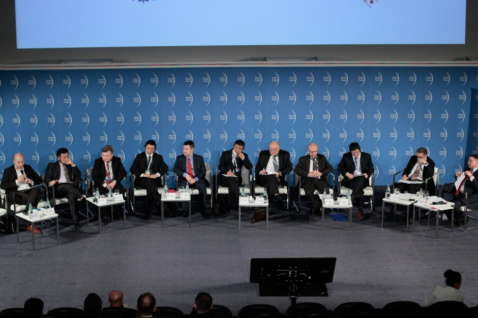 EEC 2014: III Forum Współpracy Gospodarczej Unia Europejska-Chiny Współpraca Polski i Chin fot. Tomasz Wawer