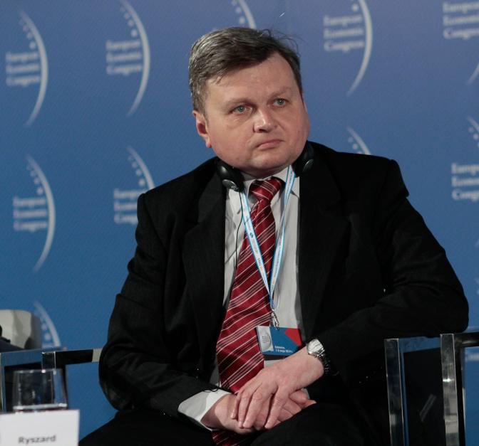 Ryszard Nakonieczny, dyrektor Operacyjny, Cargosped Sp. z o.o