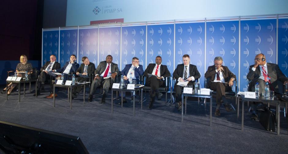 EEC 2014: II Forum Współpracy Gospodarczej Afryka-Europa Centralna PANEL II