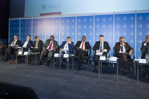 Zdjęcie numer 1 - galeria: EEC 2014: II Forum Współpracy Gospodarczej Afryka-Europa Centralna PANEL II