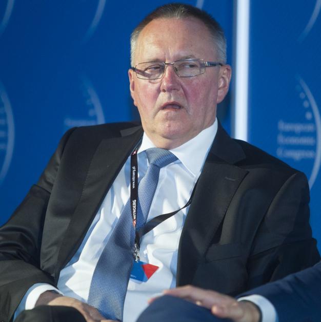 Józef Dulian, prezes zarządu, dyrektor generalny, NITROERG SA Grupa Kapitałowa KGHM Polska Miedź SA