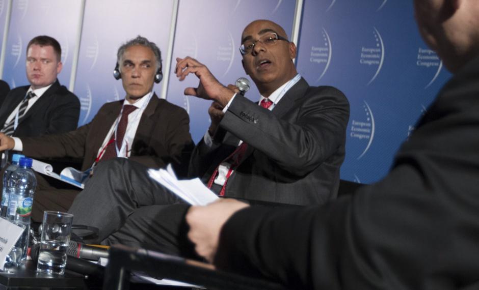 Zdjęcie numer 14 - galeria: EEC 2014: II Forum Współpracy Gospodarczej Afryka-Europa Centralna PANEL II