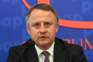 W podpisaniu umowy udział wziął również Paweł Mortas, prezes Rafako
