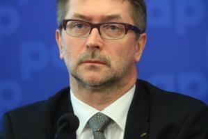 Krzysztof Burek, wiceprezes Rafako.