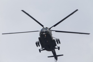Katastrofa śmigłowca Mi-8 w Rosji